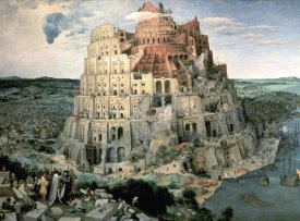 Pieter Bruegel the Elder - Tower of Babel