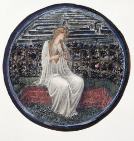 Sir Edward Burne-Jones - Love In a Tangle