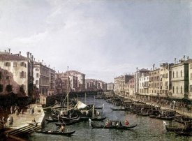 Canaletto - Grand Canal, Venice