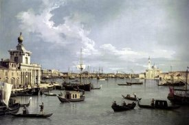 Canaletto - In Venice