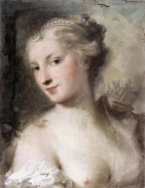 Rosalba Carriera - Diana