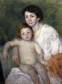 Mary Cassatt - After the Baby's Bath