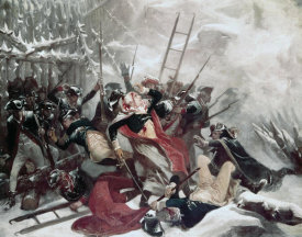 Alonzo Chappell - Death of General Montgomery
