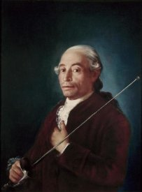 Francisco De Goya - Portrait of Sabatini