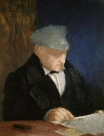 Edgar Degas - Auguste, the Artist's Father