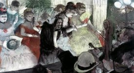 Edgar Degas - Orchestra Pit