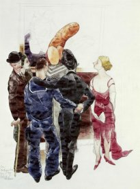 Charles Demuth - Distinguished Air