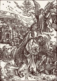 Albrecht Durer - The New Jerusalem & the Bottomless Pit