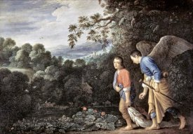 Adam Elsheimer - Tobias and The Angel