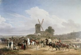 Fontaines - Troops Returning From Battle