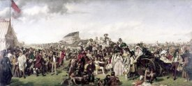 William Powell Frith - Derby Day