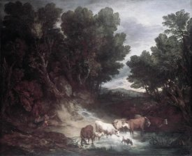 Thomas Gainsborough - Watering Place