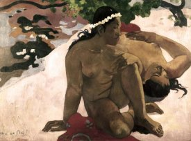 Paul Gauguin - Aha Oe Feii? (Are You Jealous?)