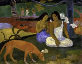 Paul Gauguin - Arearea (Joyousness)