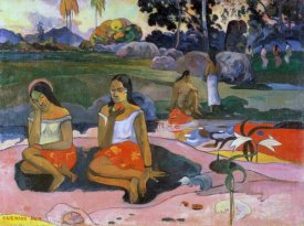 Paul Gauguin - Spring of Miracles