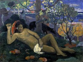 Paul Gauguin - The Wife of the King