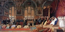 Jean Leon Gerome - Reception of The Siamese Ambassadors
