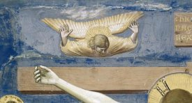 Giotto - Crucifixion - Detail
