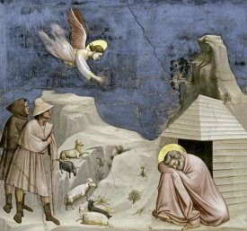 Giotto - Joseph's Dream