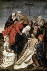 Hugo van der Goes - Lamentation