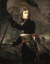Antoine-Jean Gros - Napoleon On The Bridge at Arcole