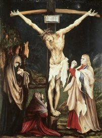 Mathias Grunewald - Small Crucifix