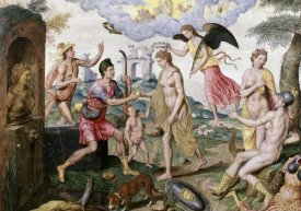 Lucas de Heere - Judgement of Paris