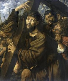 Jan Sanders van Hemessen - Christ Bearing The Cross