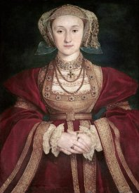 Hans Holbein - Anne of Cleves