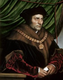 Hans Holbein - Sir Thomas More