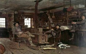 Winslow Homer - Country Store