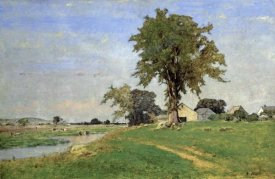 George Inness - Old Elm at Medfield
