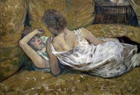 Henri Toulouse-Lautrec - Two Friends