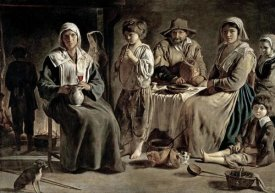 Louis Le Nain - Family of Peasants