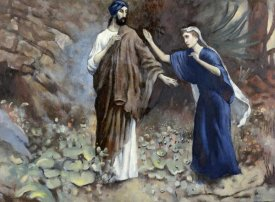 Robert Leinweber - Jesus Reveals Himself To Mary