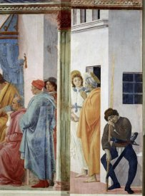 Filippo Lippi - Angel Releases Saint Peter From Prison