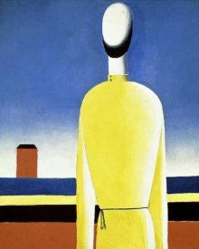 Kazimir Malevich - Complicated Anticipation
