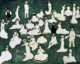 Kazimir Malevich - Recovery of a Society