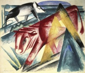Franz Marc - Animals
