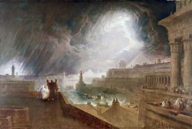 John Martin - Seventh Plague of Egypt