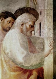 Masaccio - Healing of The Cripple and The Resurrection Oftabitha