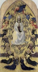 Masolino da Panicale - Madonna of The Snow