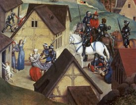 Hans Memling - Slaughter of The Innocents