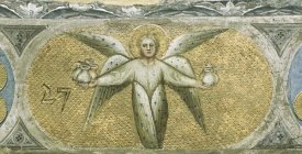 Giusto de Menabuoi - Angel With Seven Cruets For The Scourges