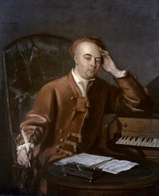 Philippe Mercier - The Composer Handel