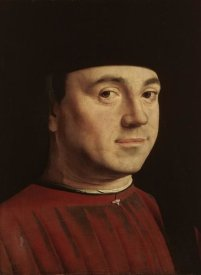 Antonello da Messina - Portrait of a Man