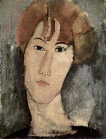 Amedeo Modigliani - Portrait of Pardy