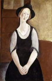 Amedeo Modigliani - Portrait of Thora Klinckowstrom