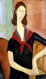 Amedeo Modigliani - Young Woman (Au Foulard)