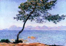 Claude Monet - Cap d'Antibes